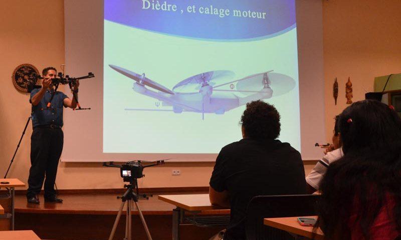 Conférence sur les drones