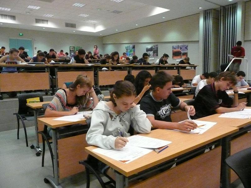 Concours de Biologie 2008
